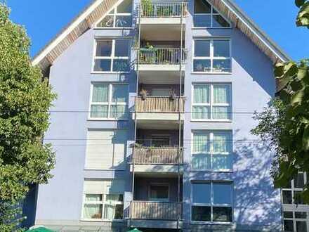 Verkauf einer hellen Wohnung in Freiburg, Nähe Zentrum und direkt bei Uni Klinik