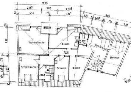 4,5 Zimmerwohnung in der Fußgängerzone von Schramberg-Tal