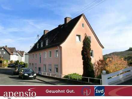 apensio - GEWOHNT GUT - : 2-Zimmer Wohnung in Mudersbach