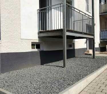 Provisionsfrei! Gemütliche 3 Zimmer Erdgeschoss Wohnungen mit Balkon