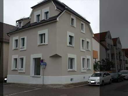 City-Penthouse- Maisonette-Wohnung mit 5 Zimmern und Dachterrasse im Kern von Kornwestheim