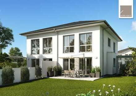 Das mondäne Doppelhaus für die ganze Familie - Wohnen vor den Türen Dresdens