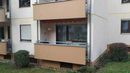 Schöne 3-Zimmer-Wohnung mit Balkon und Einbauküche in Reutlingen