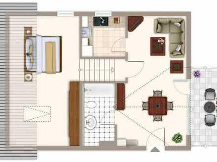 Ideale Kapitalanlage! Außergewöhnliche, wunderschöne 2-Zimmer-Wohnung in Durlach