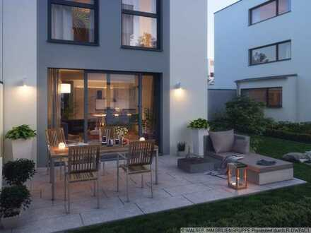 WALSER: Attraktives Architekten-Reihenhaus mit Dachterrasse und doppelten Fördermöglichkeiten!