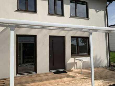 Sonnige drei Zimmer Garten-Wohnung in Passau, Zieglreuth