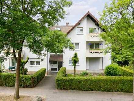 Großzügig geschnittene 2-Zimmer-Wohnung in Bonn-Holzlar am Mühlenbach