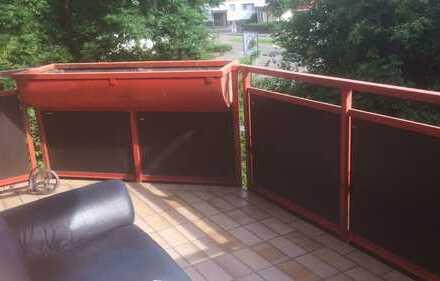Eigentumswohnung mit 4 1/2-Zi., großer Balkon, Garage und Stellplatz