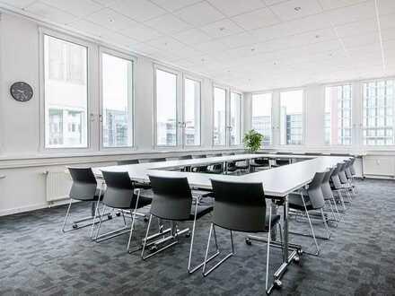 Flexible Arbeitsplätze mit eigenem Schreibtisch in Stuttgart STEP