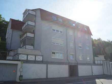 Gepflegte 4,5 Zimmer-Wohnung mit Balkon in Mühlacker