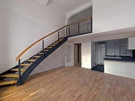 Bild_Besondere Singlewohnung mit Galerie - Einzigartiges und modernes Wohnen