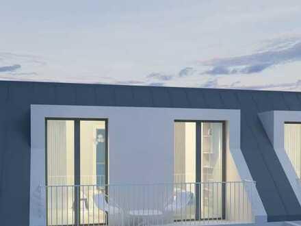 Luxus Dachgeschosswohnung am Nöldnerpark