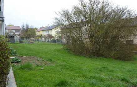 Baulücke in ruhiger Siedlung von Munderkingen