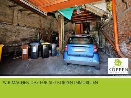 Scheune mit Nebenräumen, Garage, Lager und eine Eigentumswohnung in Schwaikheim