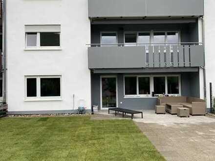 Balkonfreunde aufgepasst: Tolles 3 -Zimmer-Domizil mit Balkon und Einbauküche zu vermieten