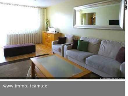 HELLE 4,5 Zimmer-Wohnung mit offener Wohnküche und Balkon