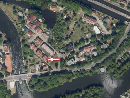 3,5-Zimmer-Wohnung am Wasser mit Südbalkon