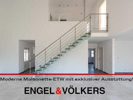 Neubau 2019: Moderne Maisonette-ETW mit exklusiver Ausstattung!