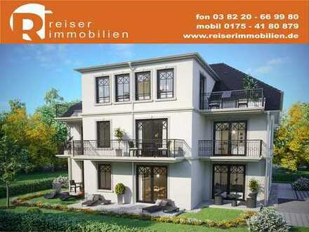 Zwei-Zimmer-Erdgeschoss-Ferienwohnung (3) in einem stilvollen Architektenhaus