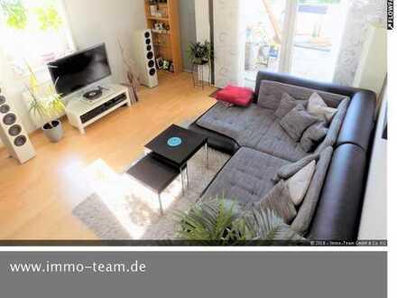 Moderne Maisonette-Wohnung mit Flair