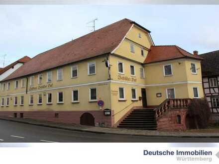 Historisches Gasthaus mit Fremdenzimmer - Vielseitige Nutzungsmöglichkeiten!