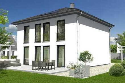 Exklusive, moderne Stadtvilla auf ruhigem Top-Grundstück mit unverbaubarer Südlage in Obermenzing