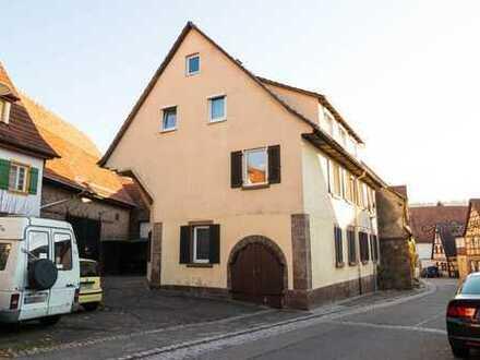 Großzügige 4-Zimmer-Wohnung in Gündelbach