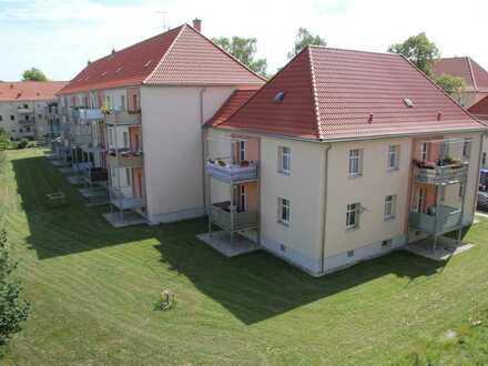 Individuelle und gemütliche 3-Raum Wohnung mit Balkon