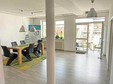 Großzügige Büroflächen mit viel Potenzial in exklusiver Lage