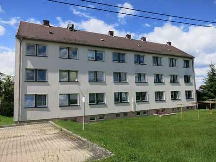 2-Zi.-Wohnung auf dem Land - mit PKW-Stellplatz!