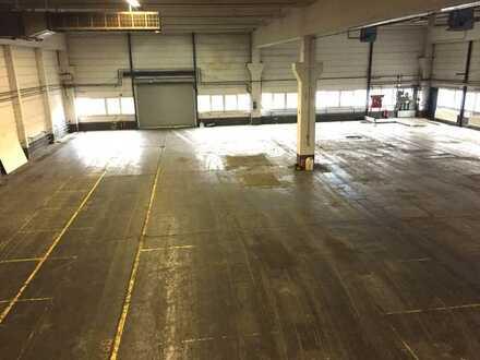 Flexible Hallenfläche 1.640 m²
