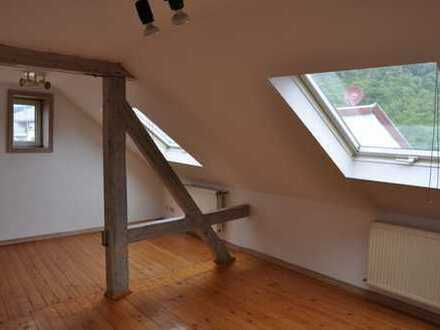 Gepflegte 2-Raum-Dachgeschosswohnung mit Einbauküche in Neustadt an der Weinstraße