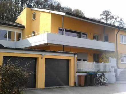 Vollständig renovierte 2-Zimmer-Wohnung mit Garten und Einbauküche in Sontheim/Stubental