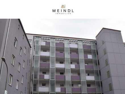 Kapitalanleger aufgepasst ! Apartment mit Südloggia in Augsburg als Anlage oder Selbstnutzung!