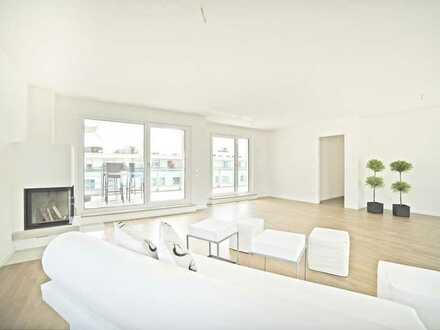 Exklusives Penthouse mit traumhafter Dachterrasse und atemberaubendem Blick über München