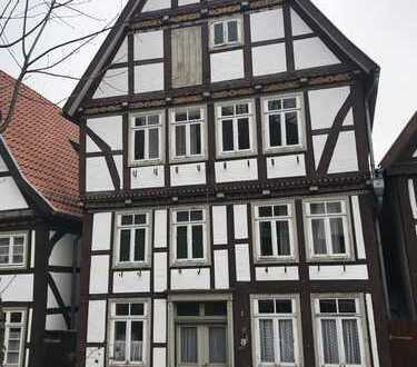 RARITÄT!! Historisches 3-Fam. Fachwerkhaus. Denkmal