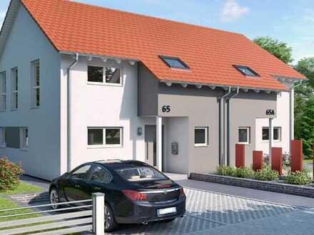 Großzügige Doppelhaushälfte in sehr schöner Wohnlage