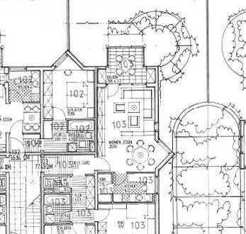 Wunderschöne helle 3-Zimmer Wohnung mit Terrasse und Gartenanteil in optimaler Lager!!!