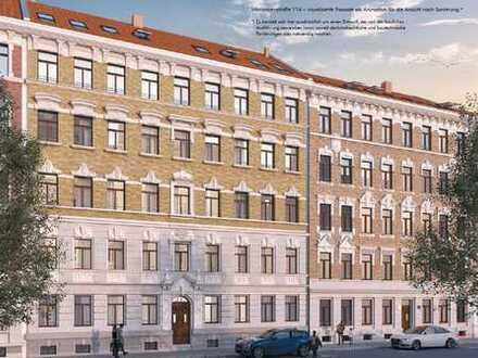 +Erstbezug+ TOP 4,5-Raum-Maisonette Whg. mit Balkon, FBH, Kamin, Parkett, 3 Bäder, Fliesen etc.