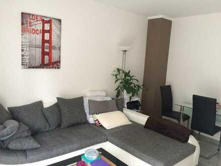 Gepflegte 2-Zimmer-Wohnung mit Balkon in Neusäß
