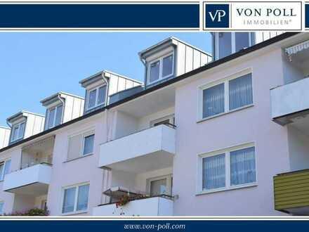 Grundbuch statt Sparbuch! 3,5 Zimmerwohnung mit Balkon in guter Lage von Essen-Bochold