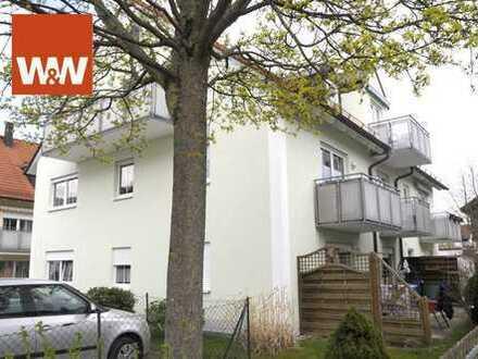 Charmante 2-Zi. Wohnung mit besonderer Ausstattung in Top-Lage!