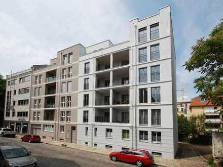 Appartement mit Loggia, EBK (gegen Ablöse) und TG-Stellplatz in sehr guter Innenstadtlage