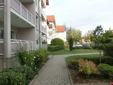 Gepflegte 2-Zimmer-Wohnung mit Balkon und Einbauküche in Landau in der Pfalz