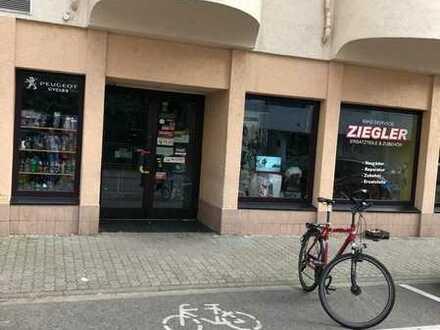 Gewerbefläche in Heidelberg mit vielen Optionen