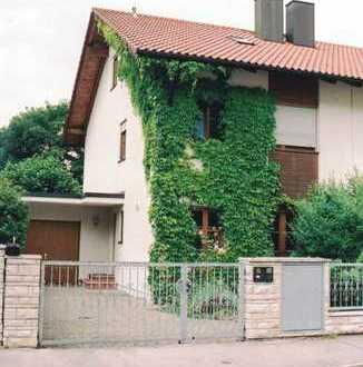 Großzügige Doppelhaushälfte im Münchner Osten von privat