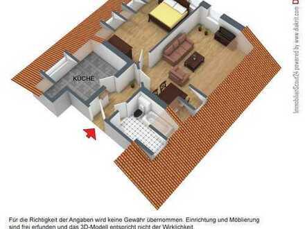 2 Raumwohnung in Elbnähe zu vermieten