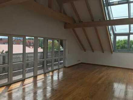 2,5-Zimmer-Maisonette-Wohnung mit Balkon und Garten in Freigericht Somborn