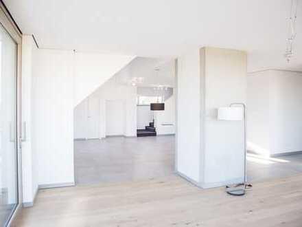 TAUNUSBLICK - Exklusive Architektenwohnung in malerischer Aussichtslage (Maisonette)
