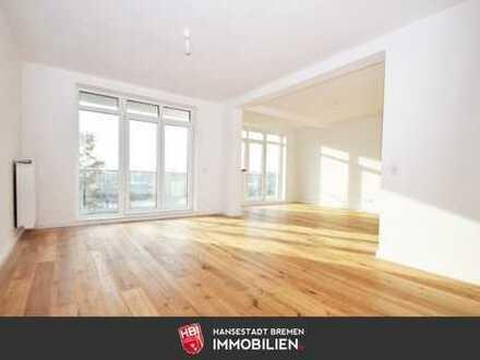 Ostertor / Großzügige 4-Zimmer-Wohnung mit Weserblick in Bestlage